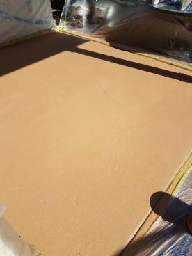 Patio base color