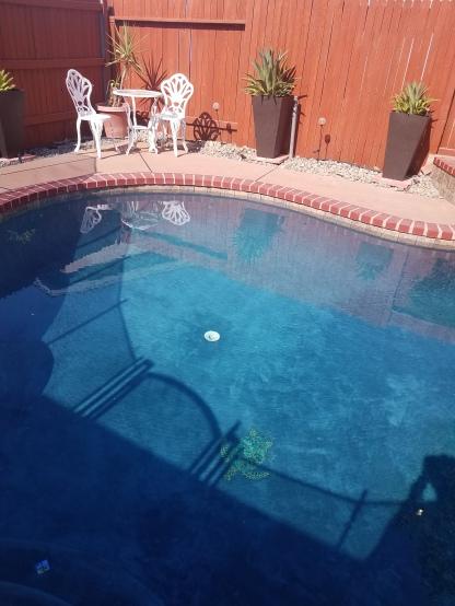 Pool done 10