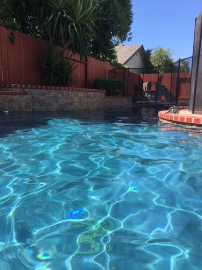 pool done 7