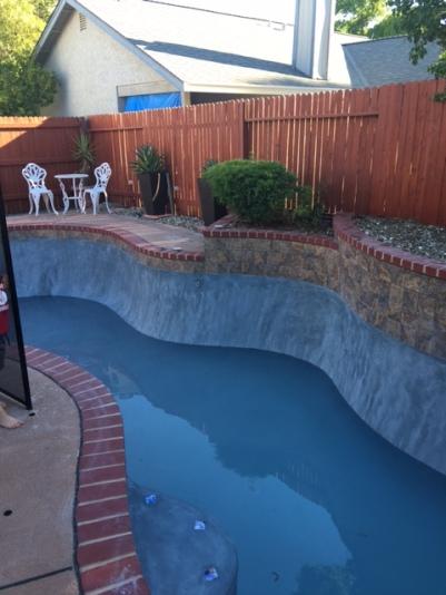 pool done 8